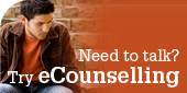 Need to talk? Try eCounselling