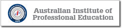 Australian Institute of Professional Education