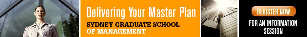 Postgraduate Business Courses Banner